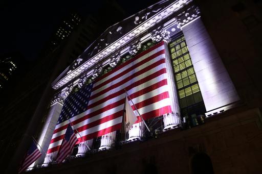 APTOPIX New York Stock Exchange_541634