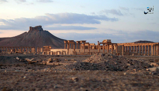 Syria Palmyra_543428