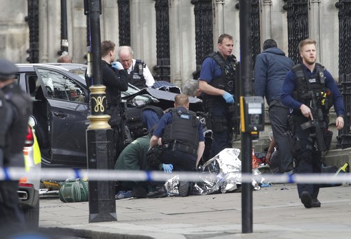 Britain Attack Vehicle Attacks_559423