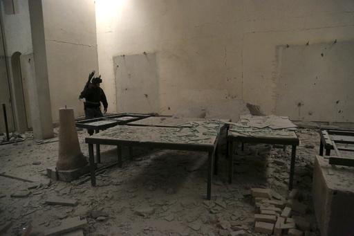 APTOPIX Iraq Mosul_546788