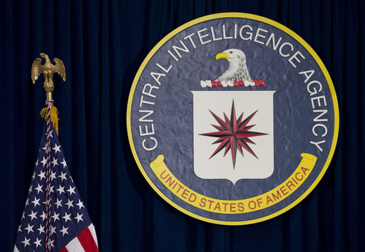 Central Intelligence Agency seal, CIA seal_547619