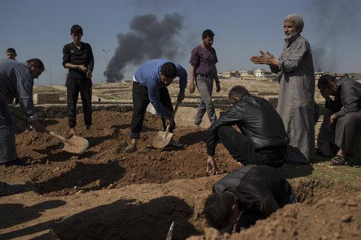 Iraq Mosul_558835