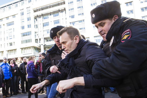 APTOPIX Russia Protest_559397