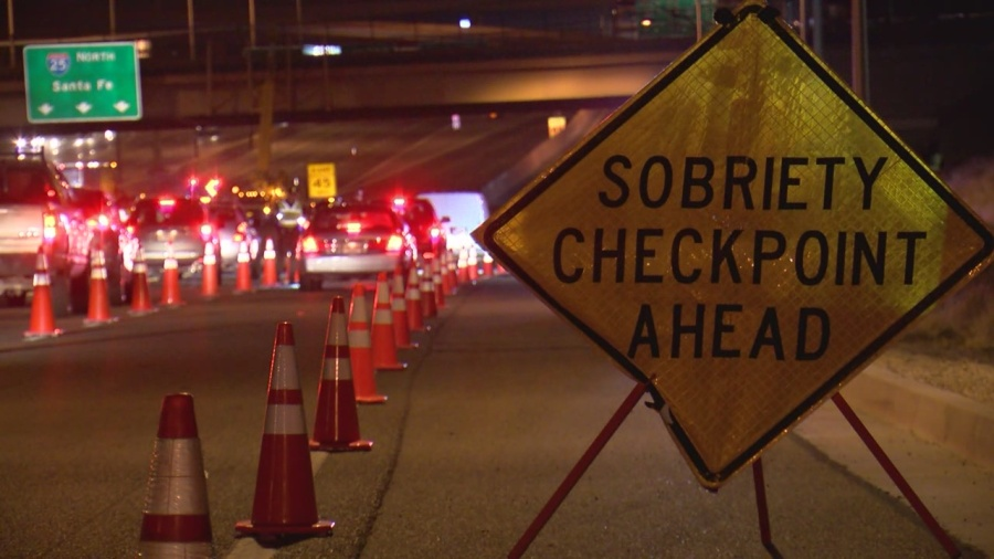 sobriety checkpoint dwi stock_548432