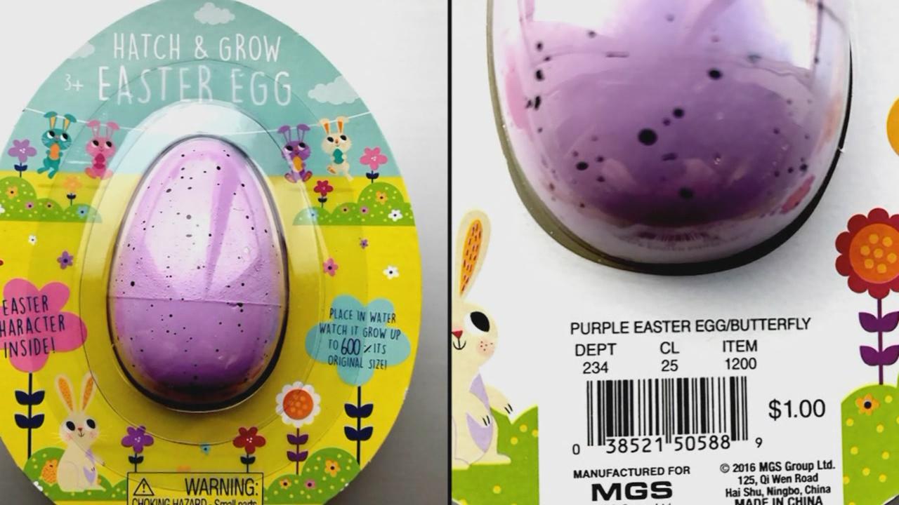 easter egg recall_572504