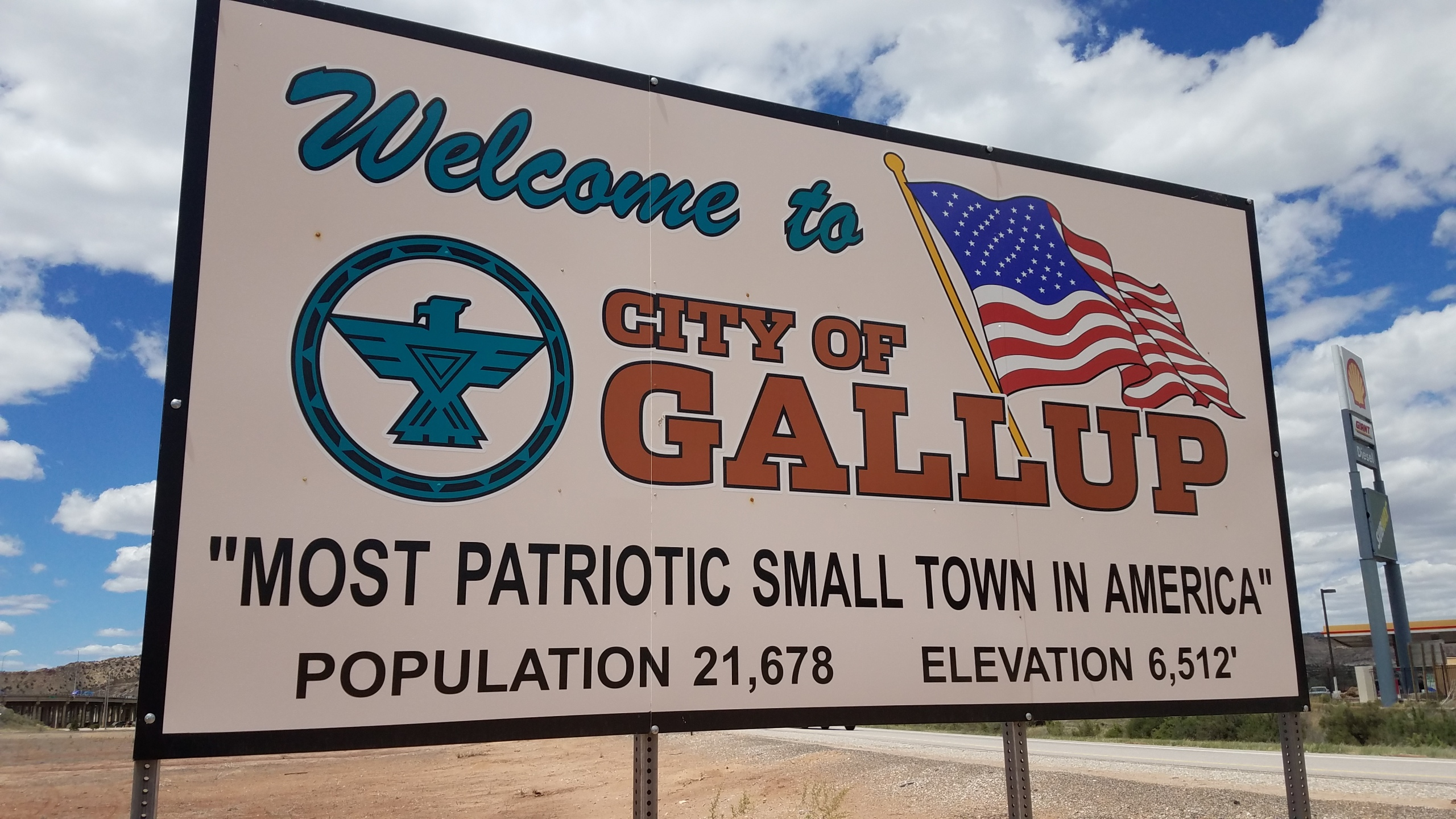 Gallup Sign_603533
