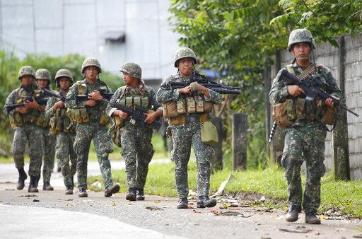 Philippines Muslim Militants_602534