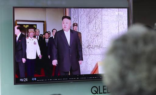 South Korea Koreas Tensions_602595