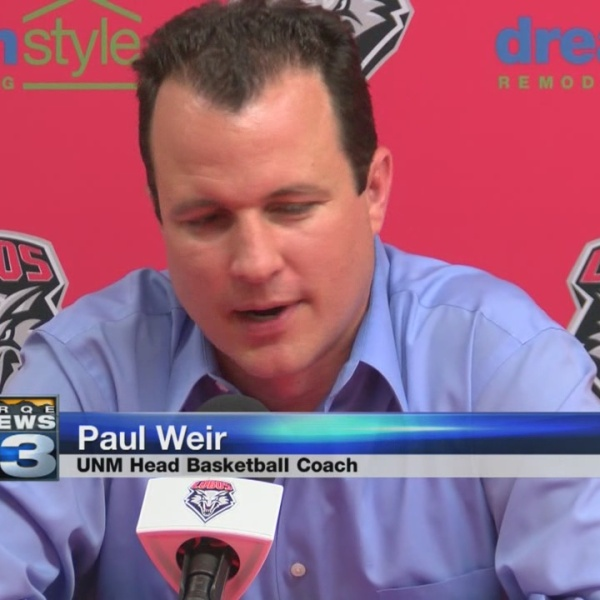 Paul Weir's Summer Basketball Camps start on Monday