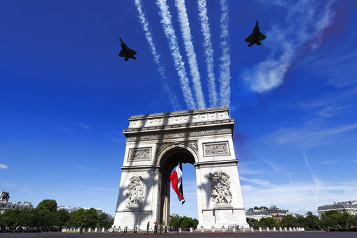 France Bastille Day_634200