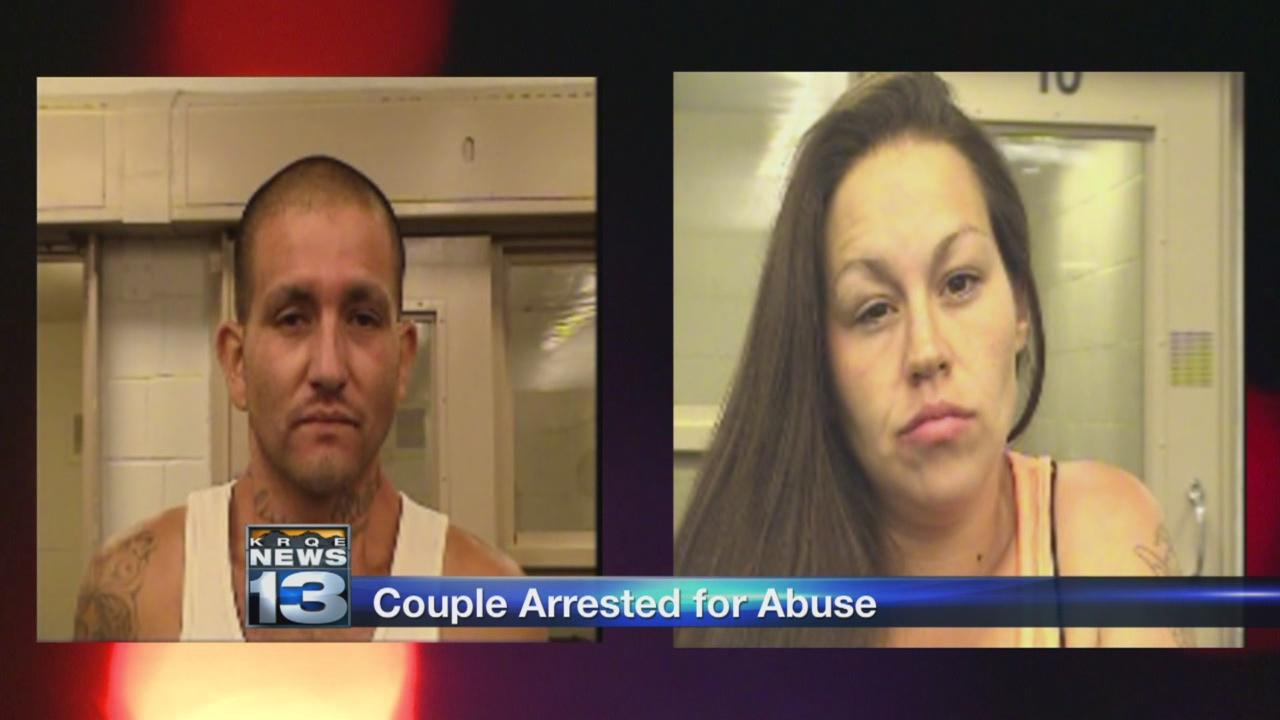 Melissa Padilla and Shaun Moralez_634772