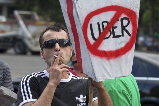 Spain Uber_640287