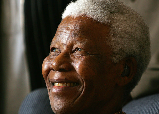 South Africa Mandela Book_640314