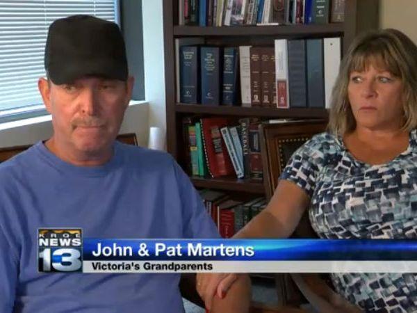 Victoria Martens' grandparents file lawsuit against Albuquerque Police