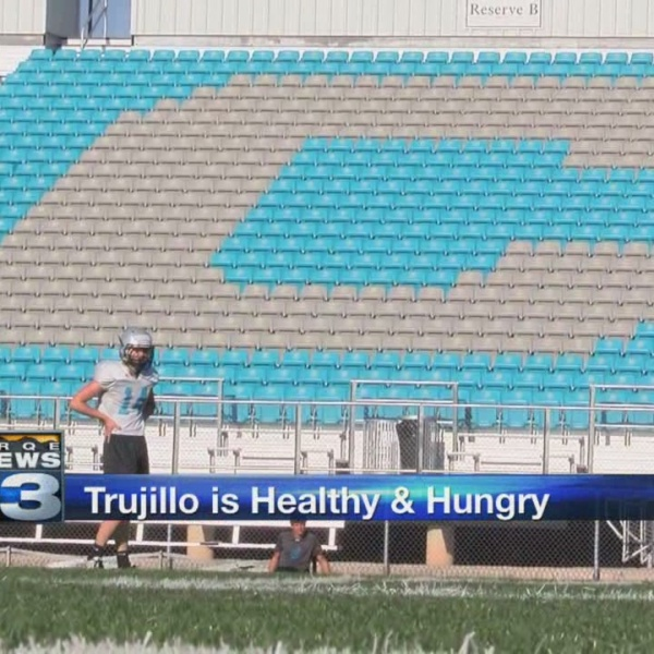 Cleveland Storm has Angelo Trujillo under center for the 2017 season