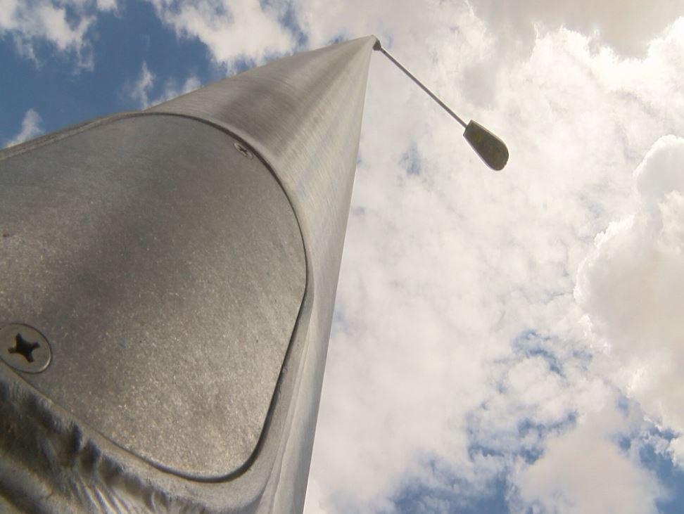 New street light on Southern Avenue between Eubank and Juan Tabo_661308