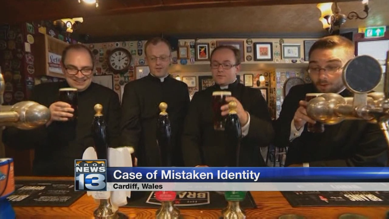 Priests mistaken for bachelor party turned away by UK pub_649015