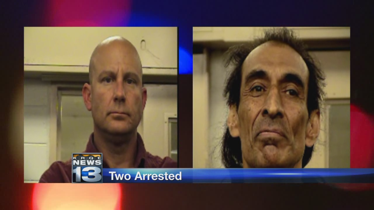 47-year-old Jason Barber and 59-year-old Mike Silva_691206