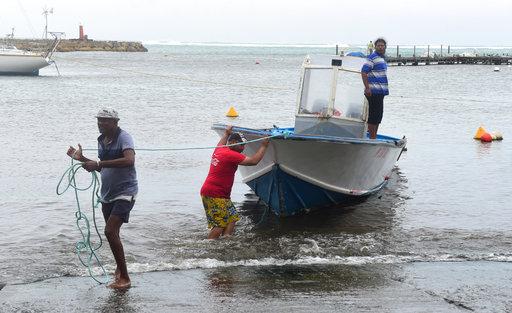 Guadeloupe Hurricane Maria_681770