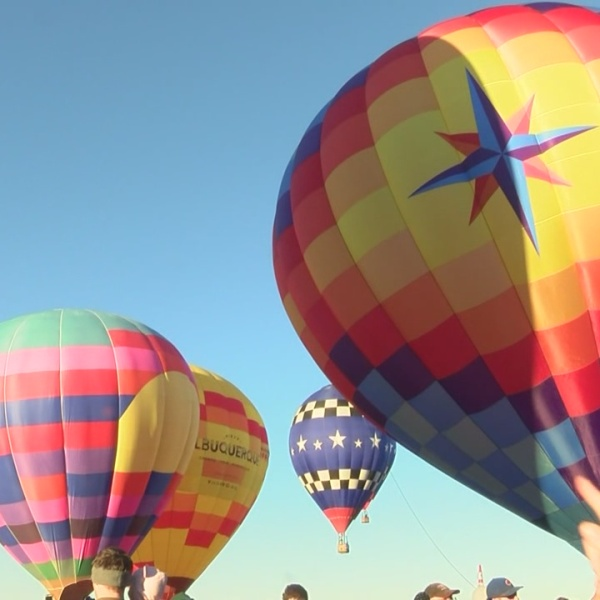 46th Annual International Balloon Fiesta goes off without a hitch_699961