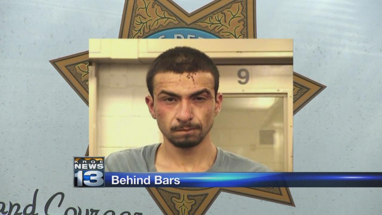 behind bars_702317