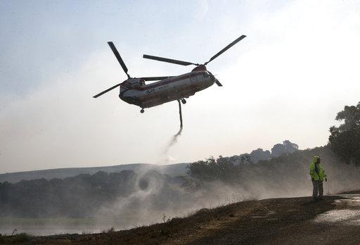 California Wildfires_700685