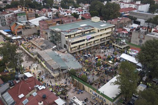 Mexico Earthquake_692534