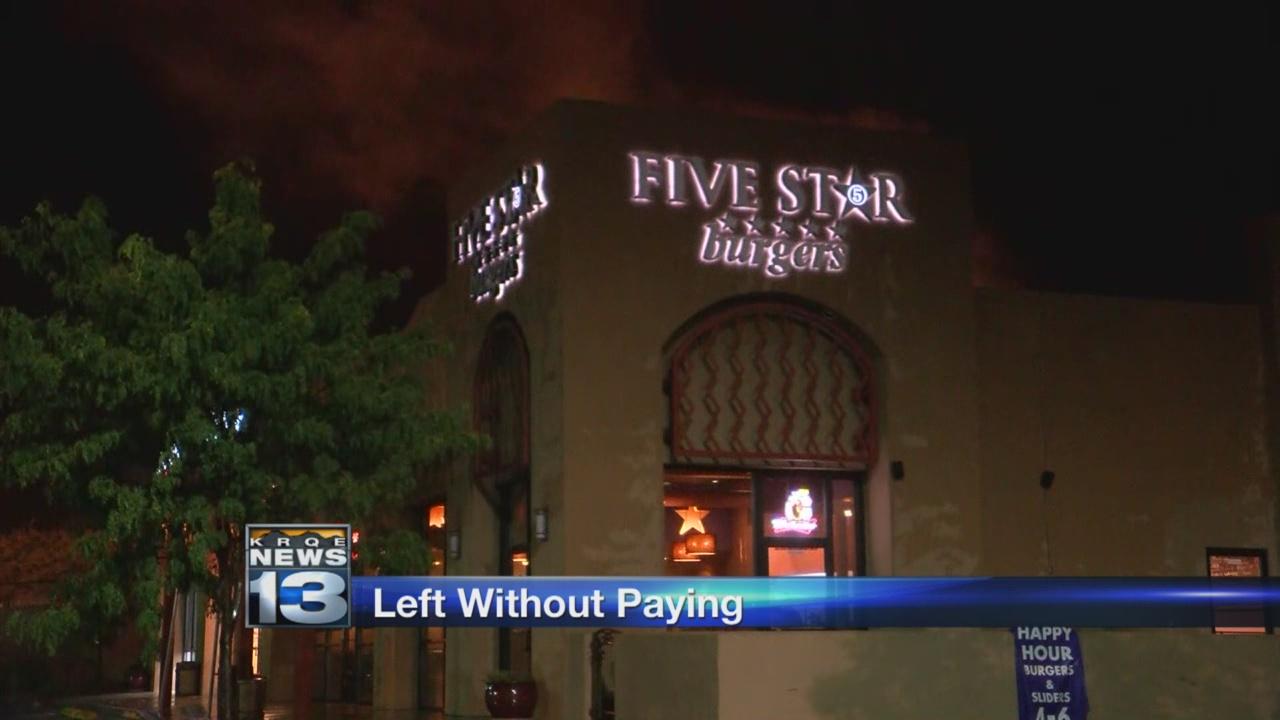 Santa Fe Five Star Burgers_689337