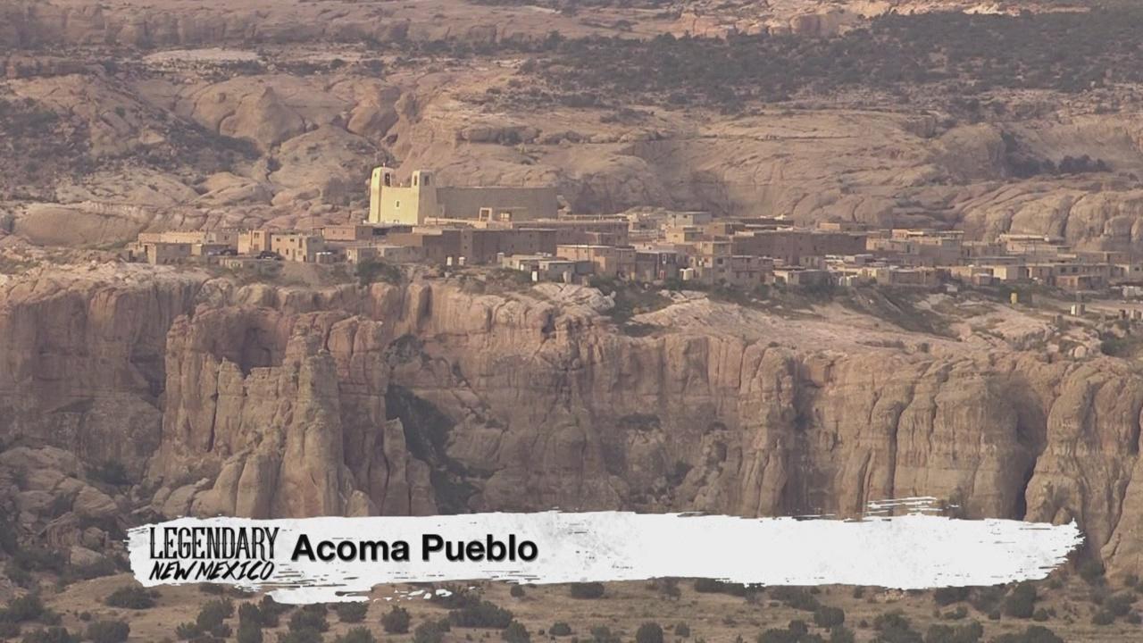 Legendary New Mexico: New Mexico's 19 Pueblos