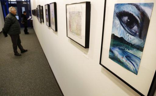 Guantanamo Detainees Art Exhibit_737754