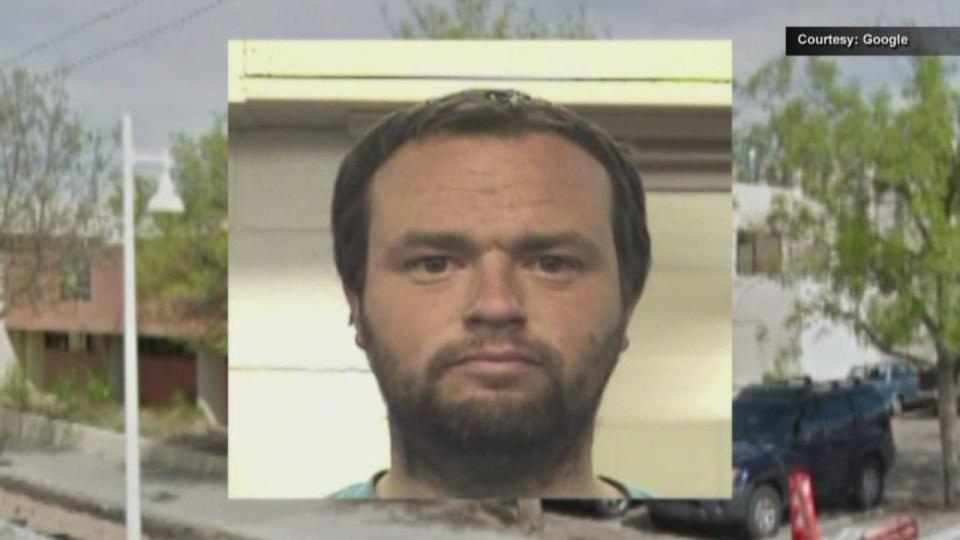 Man accused of exposing himself to neighbor, barging into