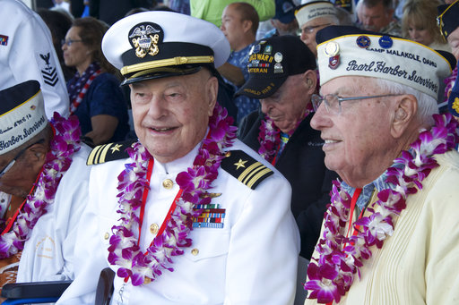 CORRECTION Pearl Harbor Anniversary_743619