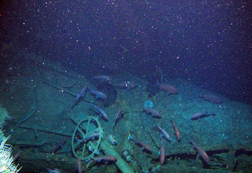 Australia Found Submarine_753327