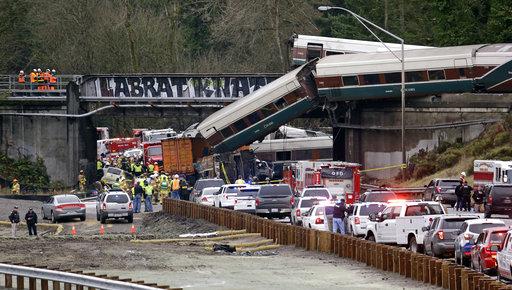 Train Derailment Washington State_750936
