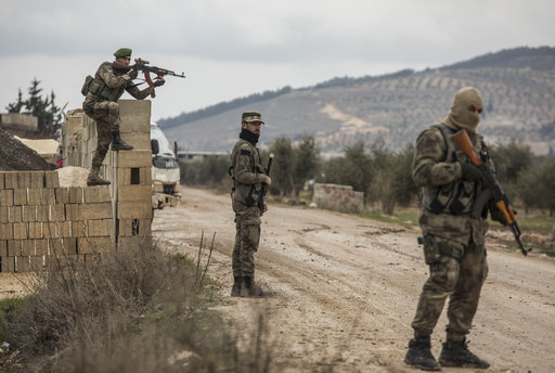 Turkey Syria_778039