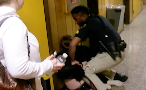 Teacher Handcuffed_766370