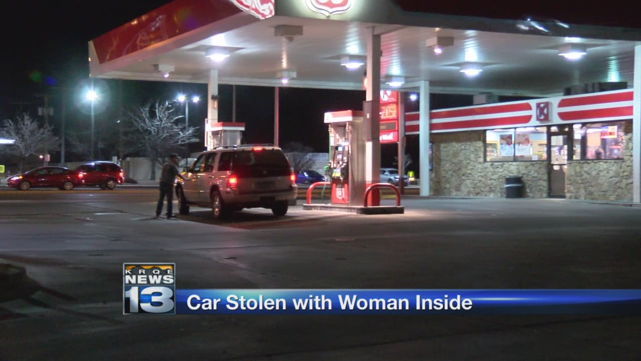 car stolen with woman inside_777916