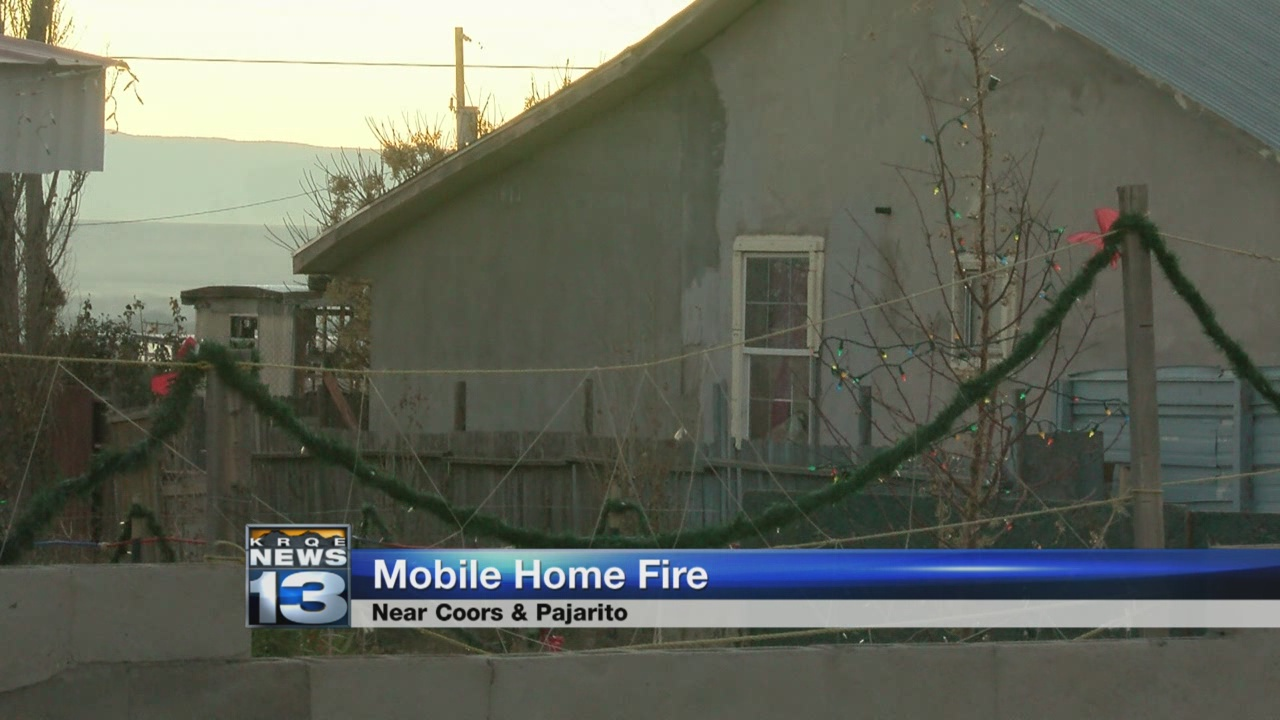 mobile home fire_760005