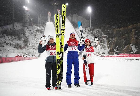 Ski Jumping – Winter Olympics Day 3_791945