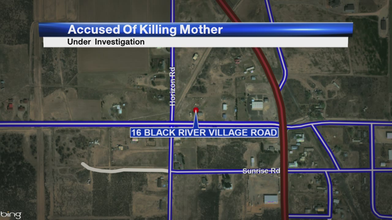 Accused of Killing Mother_786540