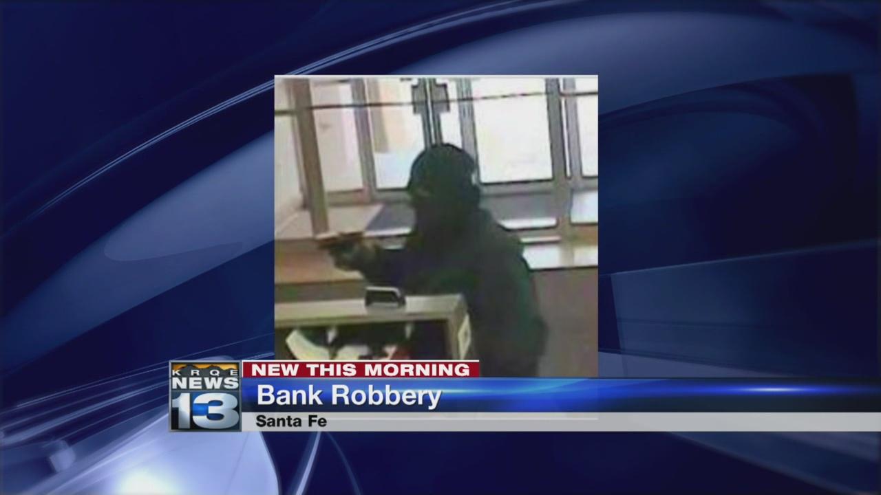 FBI investigate Santa Fe bank robbery_799134