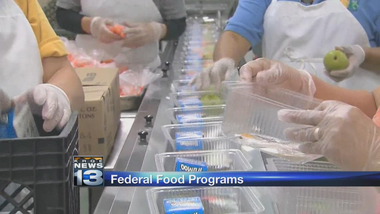 fed food programs_790452