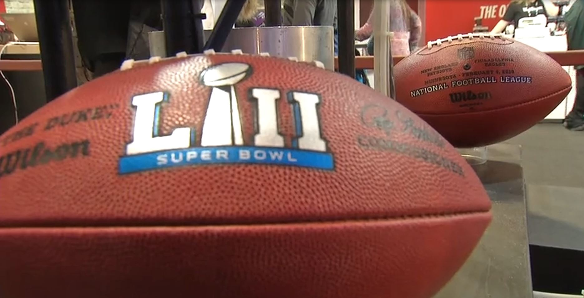 Super Bowl LII Generic Football_784013