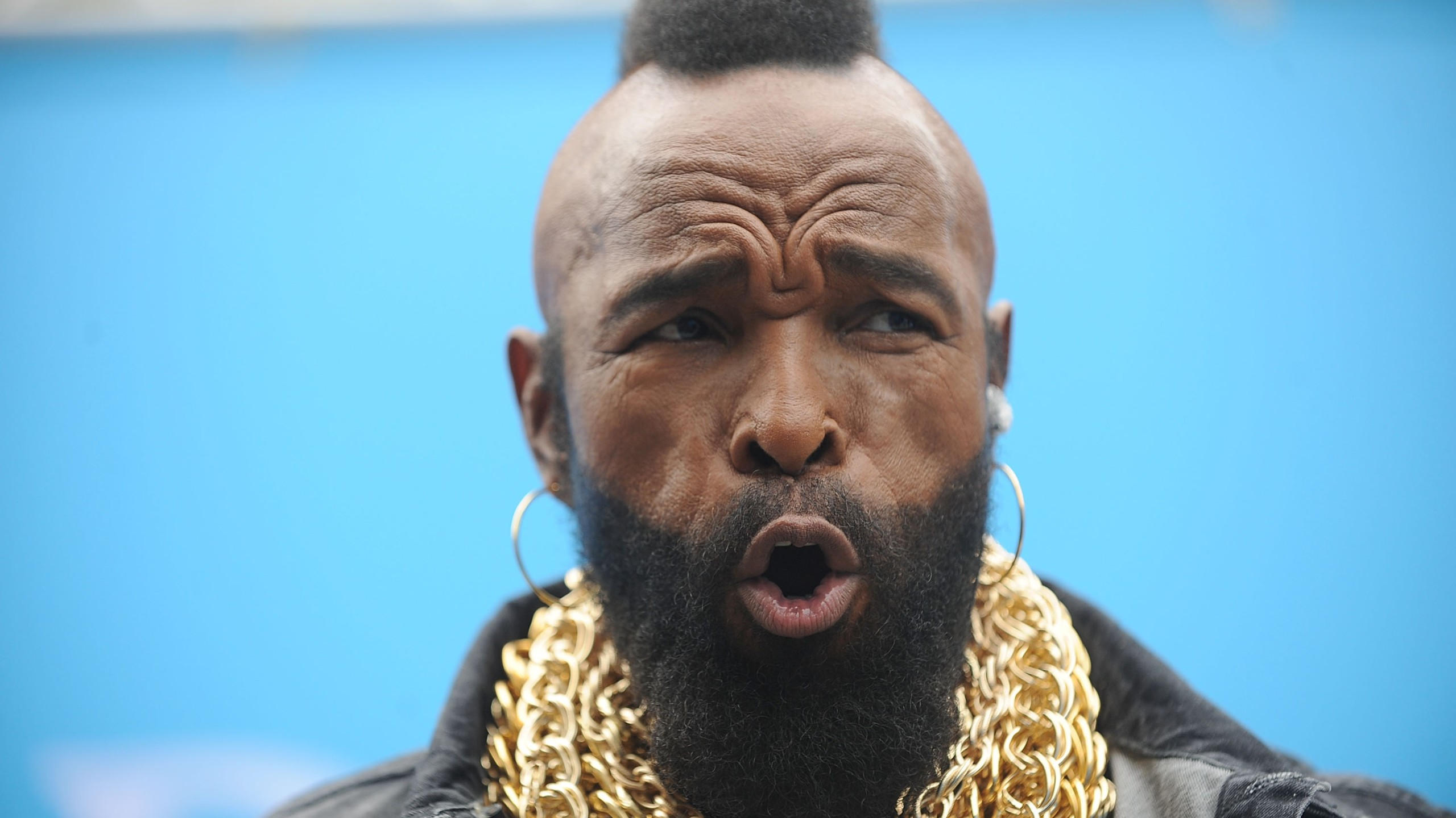 Mr. T And Nik Wallenda Celebrate National Amazing Month_790928