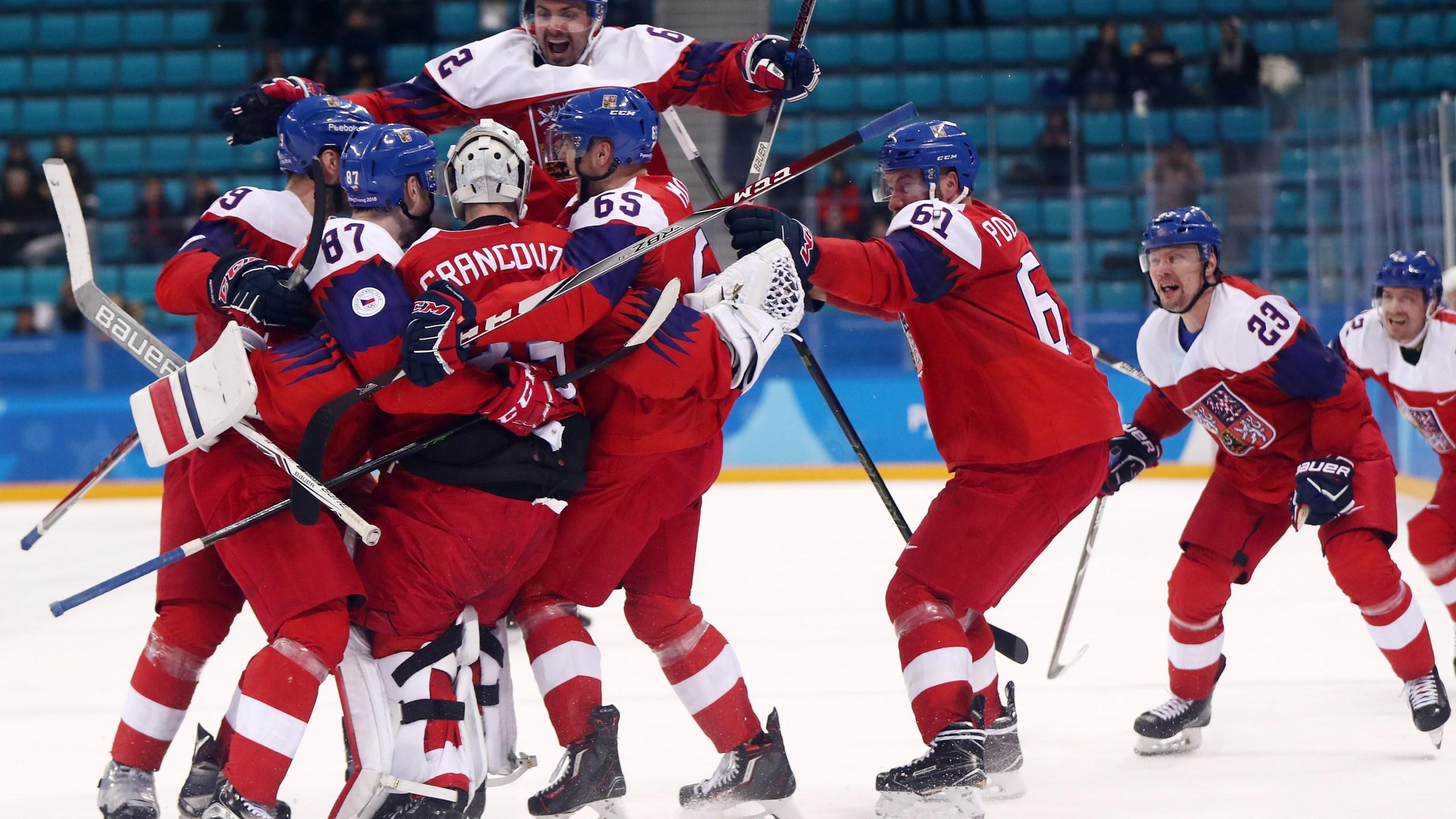 Ice Hockey – Winter Olympics Day 12_798901