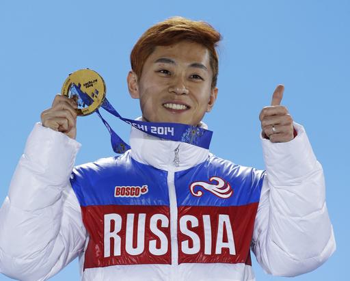Olympics Russian Doping CAS_788138