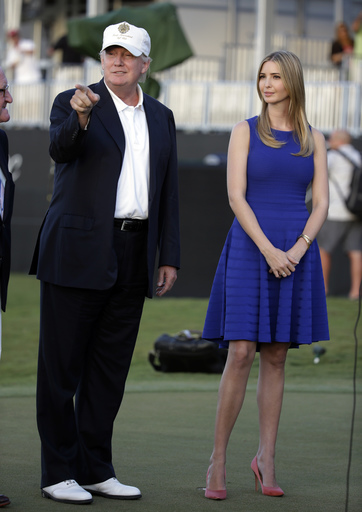 Donald Trump, Ivanka Trump_787811