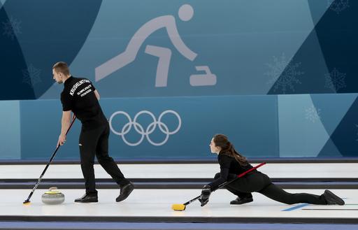 Pyeongchang Olympics Curling_788123