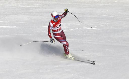 Pyeongchang Olympics Downhill Courses_788171