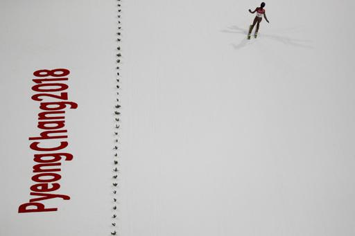 Pyeongchang Olympics Ski Jumping Men_788388